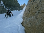 Ski Mountaineering Sawtooth Range